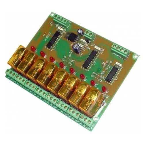 8 Channel Expansion Module for I-57
