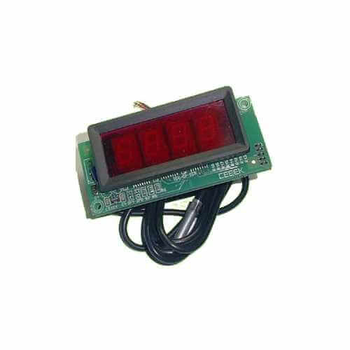Digital Temperature Controller Relay Module, -20 to +99.5°C