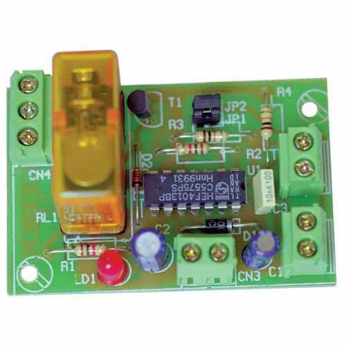 Electronic Flip-Flop Relay Board Module
