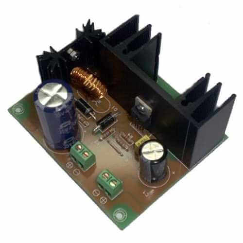 12V DC-DC Voltage Converter 2A Module