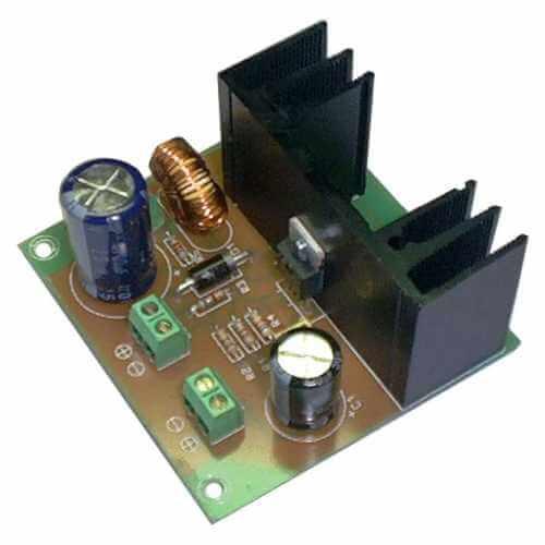 5V DC-DC Voltage Converter 2.5A Module