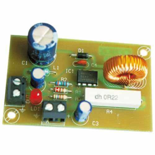 -5V Negative DC-DC Voltage Converter 100mA Module