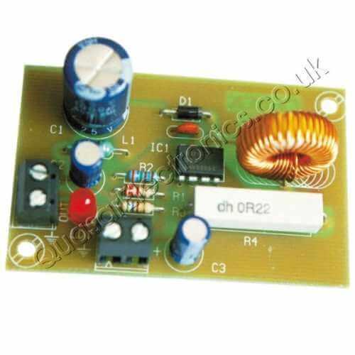 -12V Negative DC-DC Voltage Converter 100mA Module