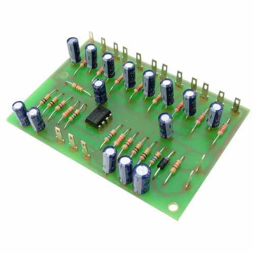 4-Channel Stereo Audio Mixer Module