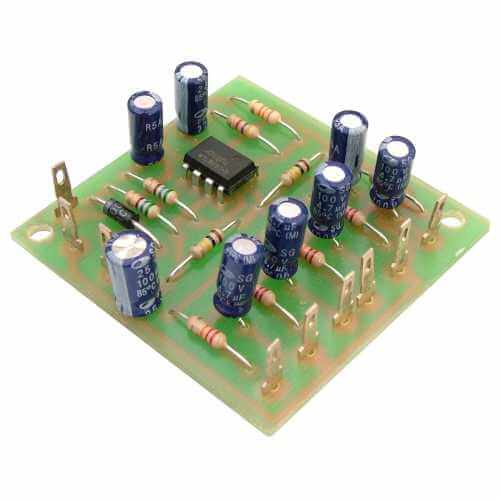 4 Channel Mono Mixer Module