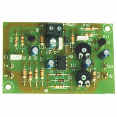 Cebek PM-13 (CPM013) - Fuzzbox for Electric Guitar Module