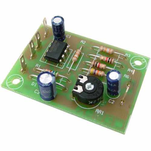 Microphone Preamp Module, 560 Ohm Low Impedance