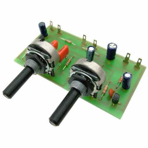 Mono Pre-Amplifier Module with Tone Controls