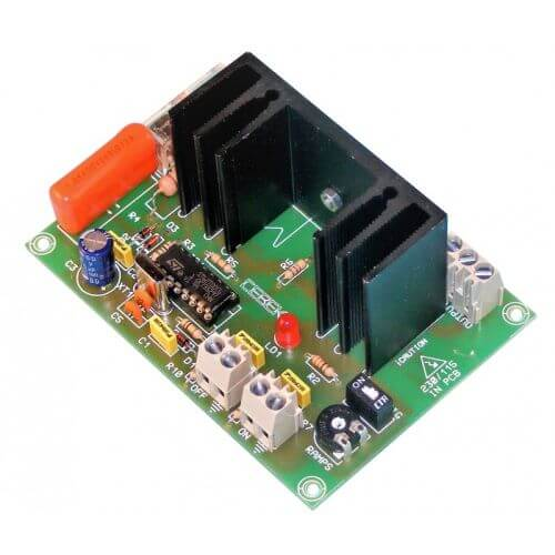 Cebek R-19 (CR019) - AC Motor Push-Button Speed Controller Module, 230Vac 50Hz, 1500W