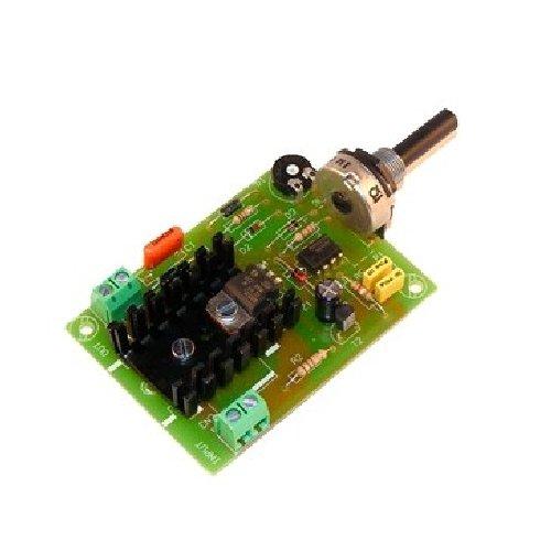 DC Motor Speed Controller Module, 18-24V, 1.5A