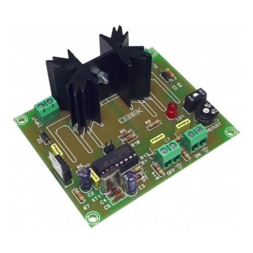 DC Motor Push-Button Controller Module, 8-30V, 4A