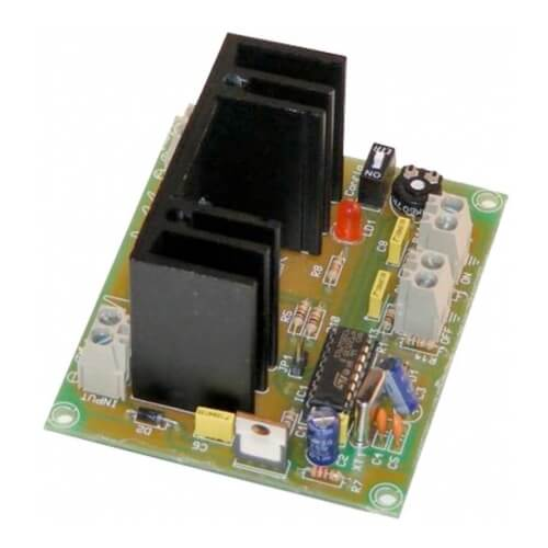 DC Motor Push-Button Controller Module, 8-30V, 8A