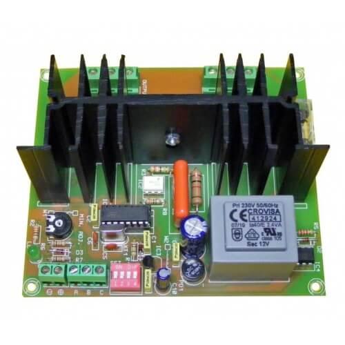 AC Motor Speed Controller (DC Signal/Pot) Module, 230Vac 50Hz, 2500W