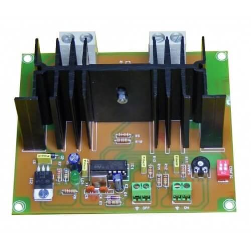DC Motor Push-Button Controller Module, 8-30V, 25A