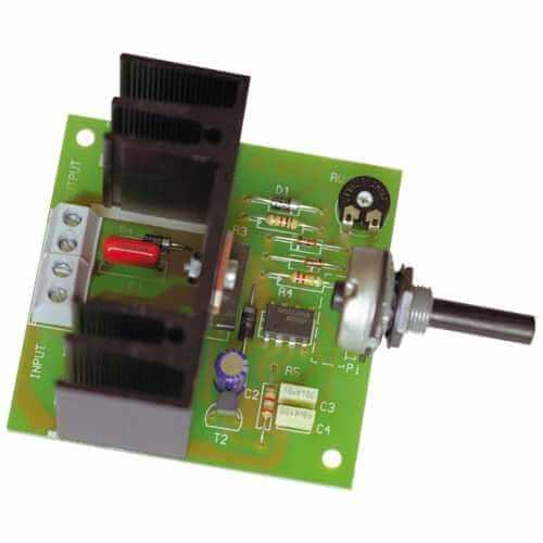 DC Motor Speed Controller Module, 6-16V, 6A