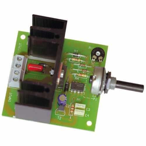 DC Motor Speed Controller Module, 18-24V, 6A