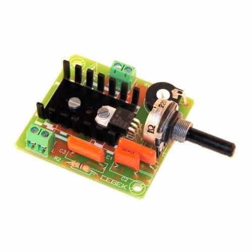 AC Motor Speed Controller Module, 230Vac 50Hz, 375W