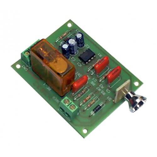Cebek RJ-5 (CRJ005) - Long Range Infrared (IR) Receiver Relay Module