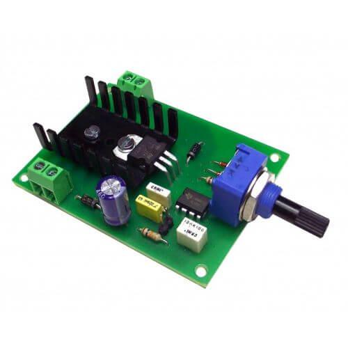 12Vdc LED Strip Lighting Dimmer Module, 3A