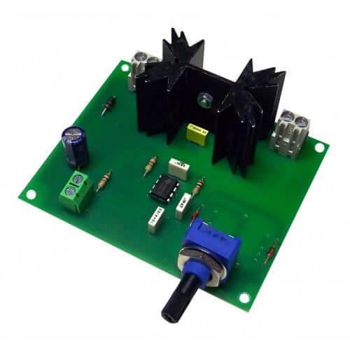 12Vdc LED Strip Lighting Dimmer Module, 6A