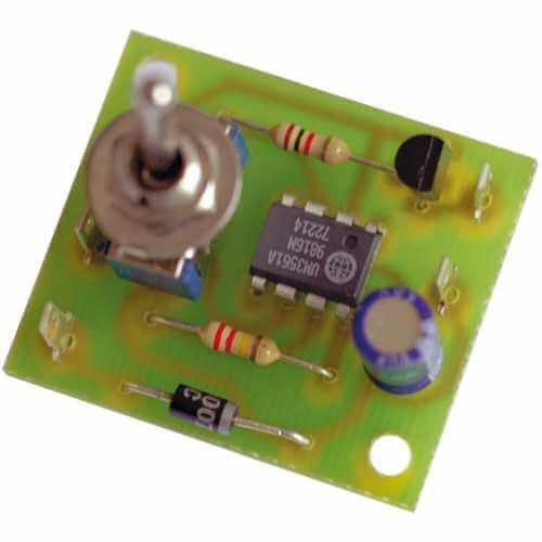 Sirens Sound Generator Module