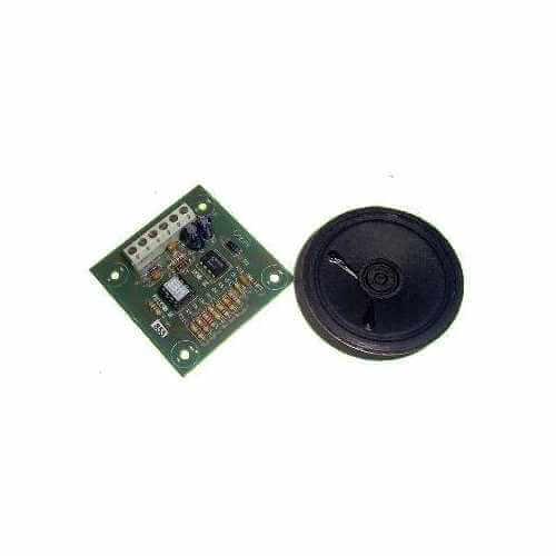 Light Aircraft Engine Sound Generator Module