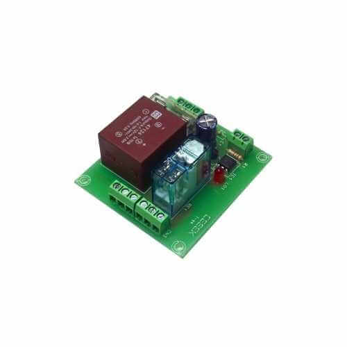 230Vac 1-Channel Isolated IO DPDT Relay Board Module