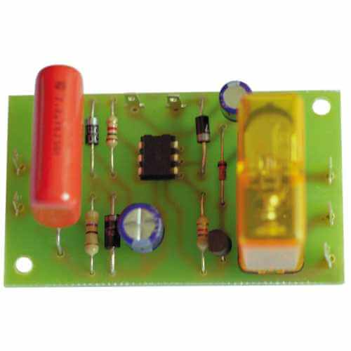 Telephone Extension Bell Relay Board