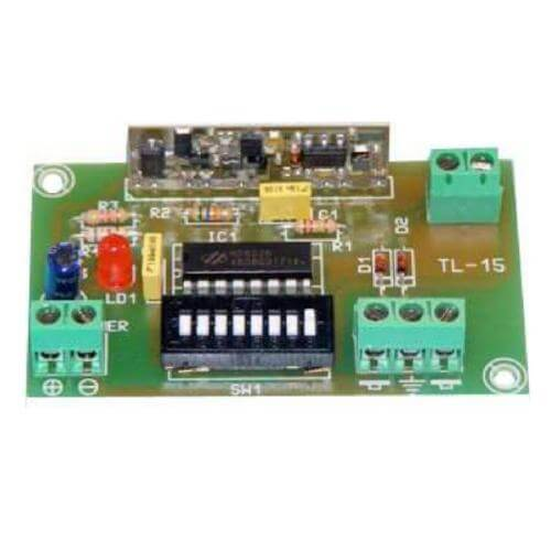 Cebek TL-15 (CTL015) - 2 Channel Remote Control Transmitter Module, 100m
