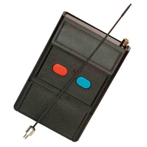 2-Channel Handheld Remote Control Transmitter, 300m (Group 3)