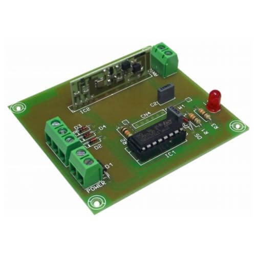 2-Channel Remote Control Transmitter Module, 100m (Group 3)