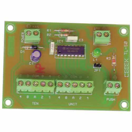 99-Channel Multiplex Transmitter Module
