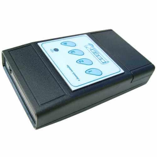 4-Channel Handheld Infrared Transmitter Unit