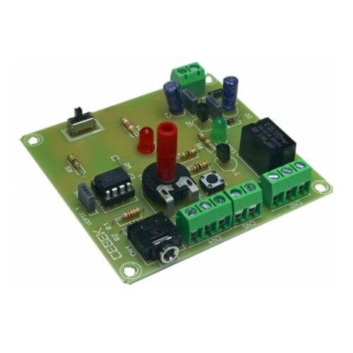 Cebek UCPIC-1 - PICAXE 08M2 Timer Development Board