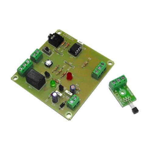 PICAXE 08M2 18B20 Temperature Sensor Development Board