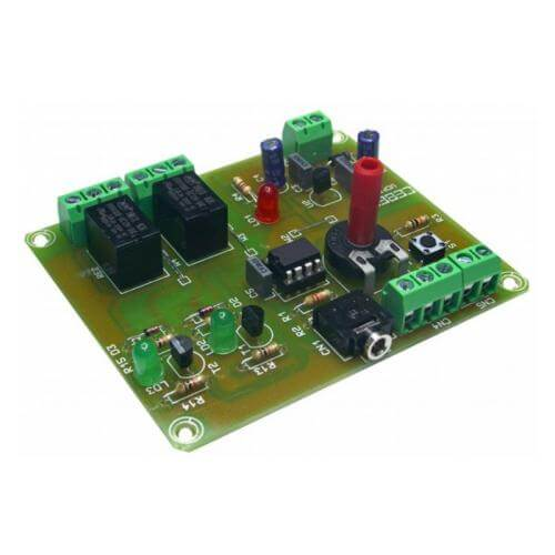 Cebek UCPIC-5 - PICAXE 08M2 Dual Relay Development Board