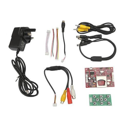 DVR8100EV - Image Recording Module with Motion Detection EV Kit