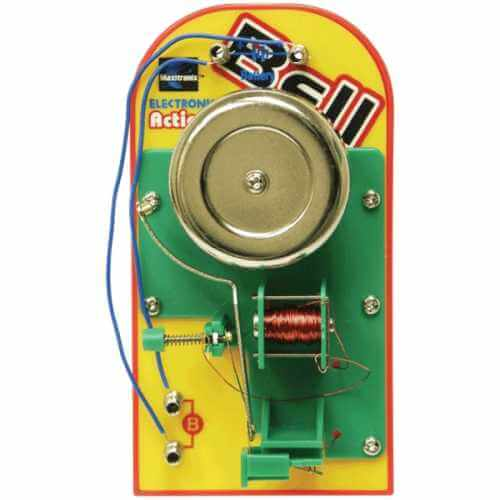 Electronic Bell Action Kit