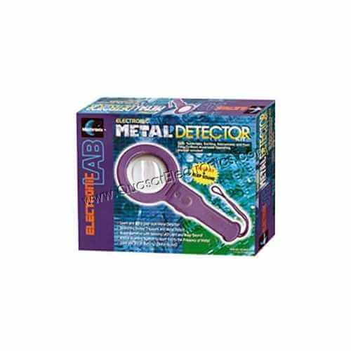 Electronic Metal Detector Kit (MX-800)