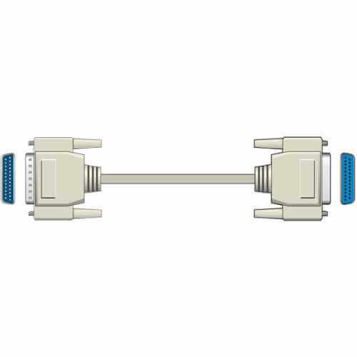 LDC136 - 25-Pin D M-F Parallel Port Lead