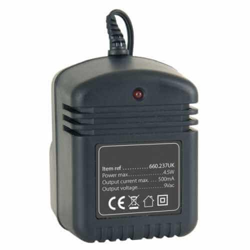 12Vac, 500mA Power Supply Non-Standard 2.5mm Plug, 230Vac