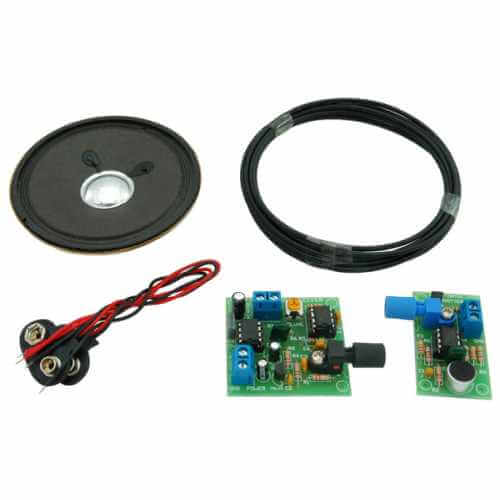 Fibre Optic Audio Link Kit