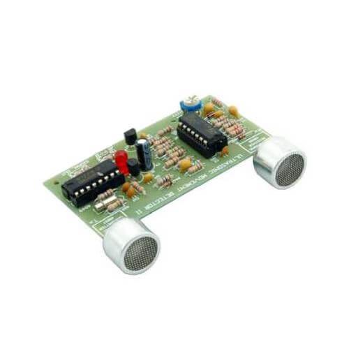 Ultrasonic Movement Detector Kit