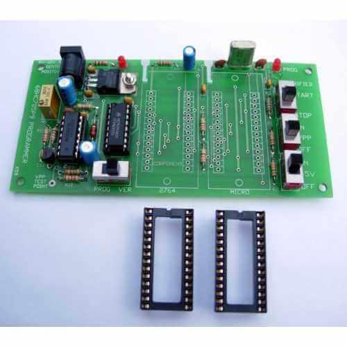 68HC705P9 Microcontroller Programmer