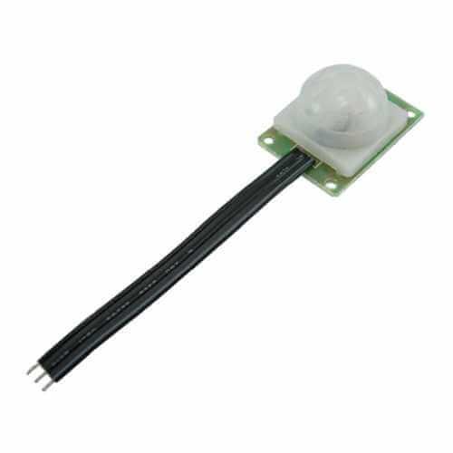 4 - 12V PIR Motion Detector Module