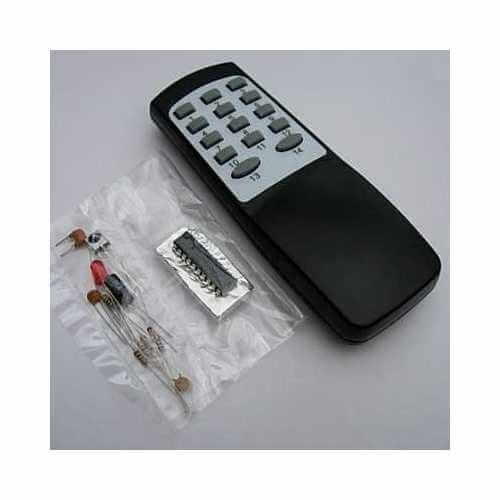3092KT - IR Remote Control and Decoder IC Kit