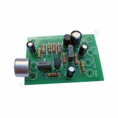 AS3098KT - Mono Preamplifier Board