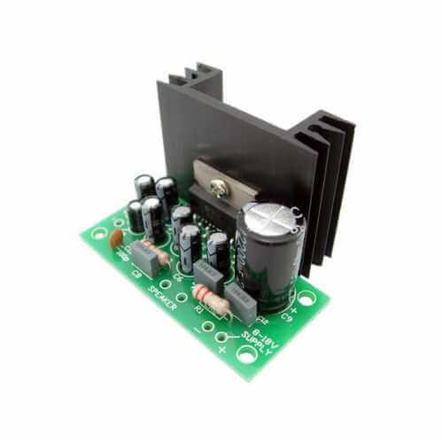 18W BTL Mono Amplifier (HA13118)