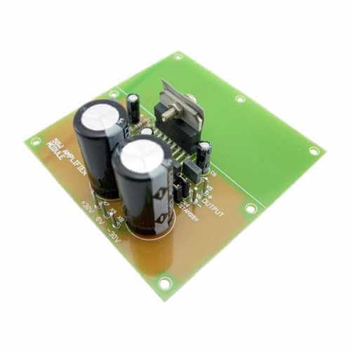 50W Mono Hi-Fi Power Amplifier (TDA7294)