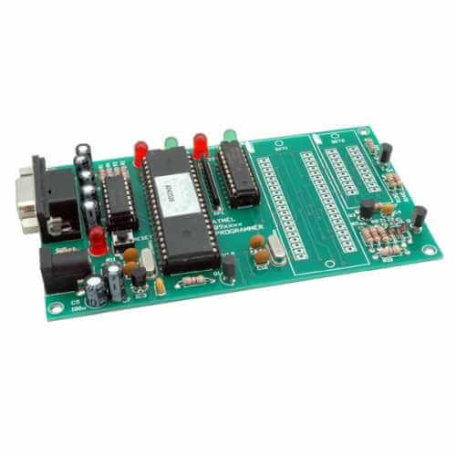 AS3123KT - ATMEL 8051 (87/89 Series) Programmer